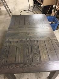 how to stain pine table farmhouse style furniture gallery dining tables