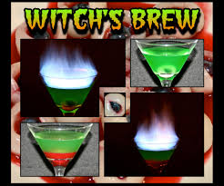 martini eyeball witch u0027s brew cocktail 5 steps with pictures