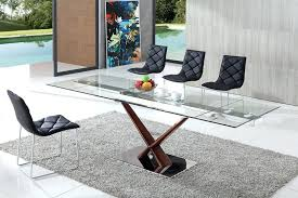 Designer Glass Dining Tables Designer Dining Tables Uk 833team