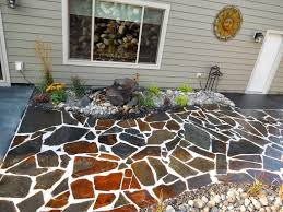 Types Of Pavers For Patio by Dundee Concrete U0026 Landscaping Paver U0026 Flagstone Patios