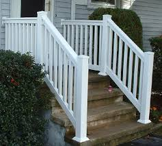 Stair Banister Installation Home Railing Inspirations