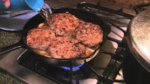 hamburger steak southern style youtube