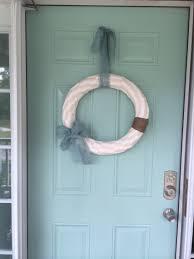 painted front door color is sherwin williams 6471 hazel in gloss