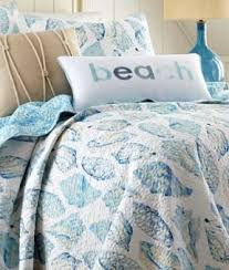 blue seashell bedding from bealls http www completely coastal