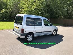 used 2001 citroen berlingo multispace forte d for sale in west