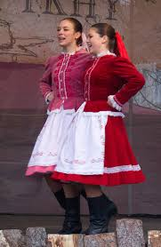 traditional dress of slovakia kroje decorated and cultural