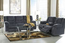 ashley furniture blue sofa sofas garek blue 9200188 ashley furniture