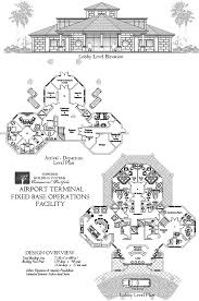 Commercial Floor Plan Design Online House Plan Airport Terminal Fbo Facility W Lobby