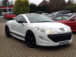 peugeot rcz price peugeot rcz 1 6 thp gt 2dr for sale at cmc cars near brighton