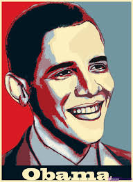 obama face clipart 41
