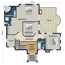 African House Plans Double Storey House Plans South Africa House Design Plans