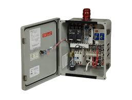 cougar series dual voltage control panel ohio electric control inc