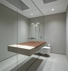 Installing Ensuite In Bedroom Bathroom Design Idea Install A Wood Sink For A Natural Touch