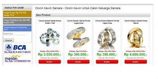 cincin online beli cincin nikah best home decorating ideas