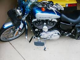 Motorcycle Footboards Has Anyone Floorboards Archive The Sportster And Buell