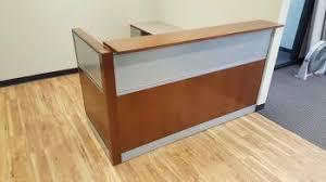 Kimball Office Desk Kimball Office Interiors Reception Desk Liquidators
