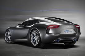 gray maserati automotyvas 2020 maserati alfieri elektra varomas konceptas mrnvs