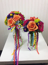 theme wedding bouquets mexican theme wedding bridal bouquets weddings floral