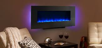 Wall Electric Fireplace Simplifire Wall Mount Electric Fireplace