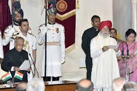 Modi Cabinet List Outlook India Photogallery S S Ahluwalia