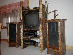barn wood rustic entertainment centers u2014 home ideas collection