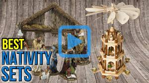 top 10 nativity sets of 2017 video review