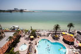 Map Of Clearwater Beach Shephard U0027s Beach Resort Clearwater Oyster Com Review