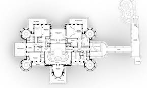 floor plans to the 60 000 square foot le palais royal oceanfront