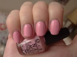 opi pink friday nail polish review through the looking glass
