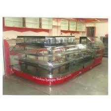 Muffin Display Cabinet Bakery Showcase In Bengaluru Karnataka India Indiamart