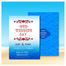 Wedding Invitation Card Format In Wedding Invitation Card Templates Vectors Stock For Free Download