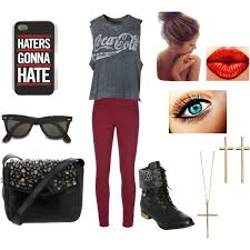 hipster polyvore discovered by