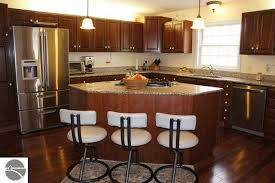 triangle kitchen island triangle island now that s an idea for the home