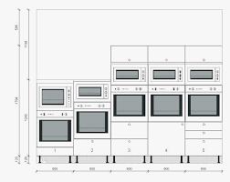 meuble cuisine dimension hauteur meuble cuisine ikea vos idées de design d intérieur