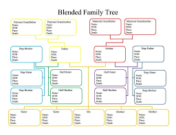 family tree template excel photos small ideastocker