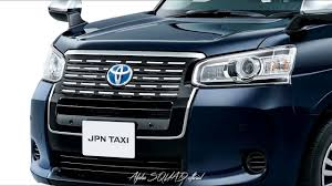 exterior design toyota jpn taxi 2018 u2013 interior exterior design youtube