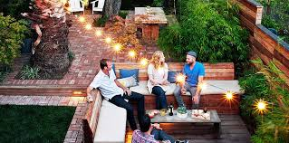 outdoor living areas and decorating tips