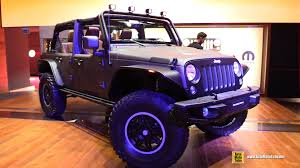jeep purple 2015 jeep wrangler rubicon mopar customized exterior interior