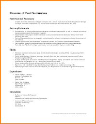 Best Resume Samples For Engineers by Curriculum Vitae The Best Way To Write A Cover Letter Resume For