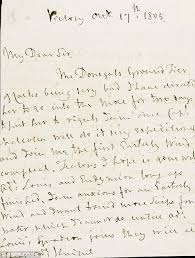 last letter reveals how lord nelson was itching for a fight just