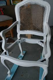 How To Make Dining Room Chairs Pneumatic Addict How To Upholster A Caned Back Chair Tutorial