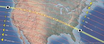 america map for eclipse navigation system science glossaries maps history total solar eclipse 2017