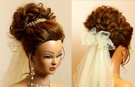 long up styles for weddings wedding hairstyle for medium