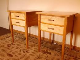 Cherry Wood Nightstands 20 Best Night Stands Images On Pinterest Bedside Tables Night