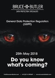 bruce u0026 butler data protection gdpr consultants linkedin