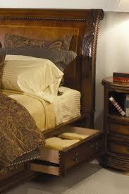 aspen home bedroom furniture aspenhome napa napa king sleigh bed stoney creek furniture with