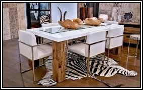 Dining Table White Legs Wooden Top White Top Table With Wood Legs White Dining Table With Wood