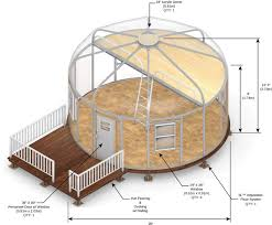 yurt fabric building series glamping yurts tents