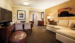 Hotel Room Interior - embassy suites by hilton two room suite hotels