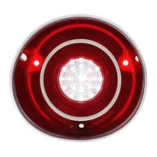 1970 chevelle tail lights rodworx street rod products 1970 chevelle led tail light insert l h